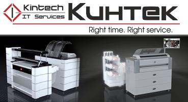Кинтек ООД - правилният избор за офис техника!