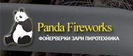 Панда Фойерверки