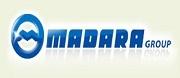 производството на товарни автомобили, задни и предни двигателни мостове Мадара - плугове, култиватори, пръскачки, ремаркета, тракторни валяци, предълбочители