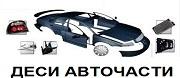 Търговия с авточасти, Вътрешна и външна търговия на резервни части за леки и товарни автомобили. Деси Авточасти - деси авточасти, леки автомобили, резервни части, товарни автомобили, търговия